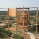 high ropes course in Menorca