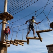 menorca ropes course