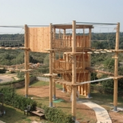 ropes course menorca