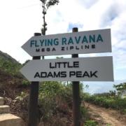 flying ravana zip line