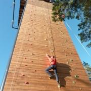 climbing wall pakka